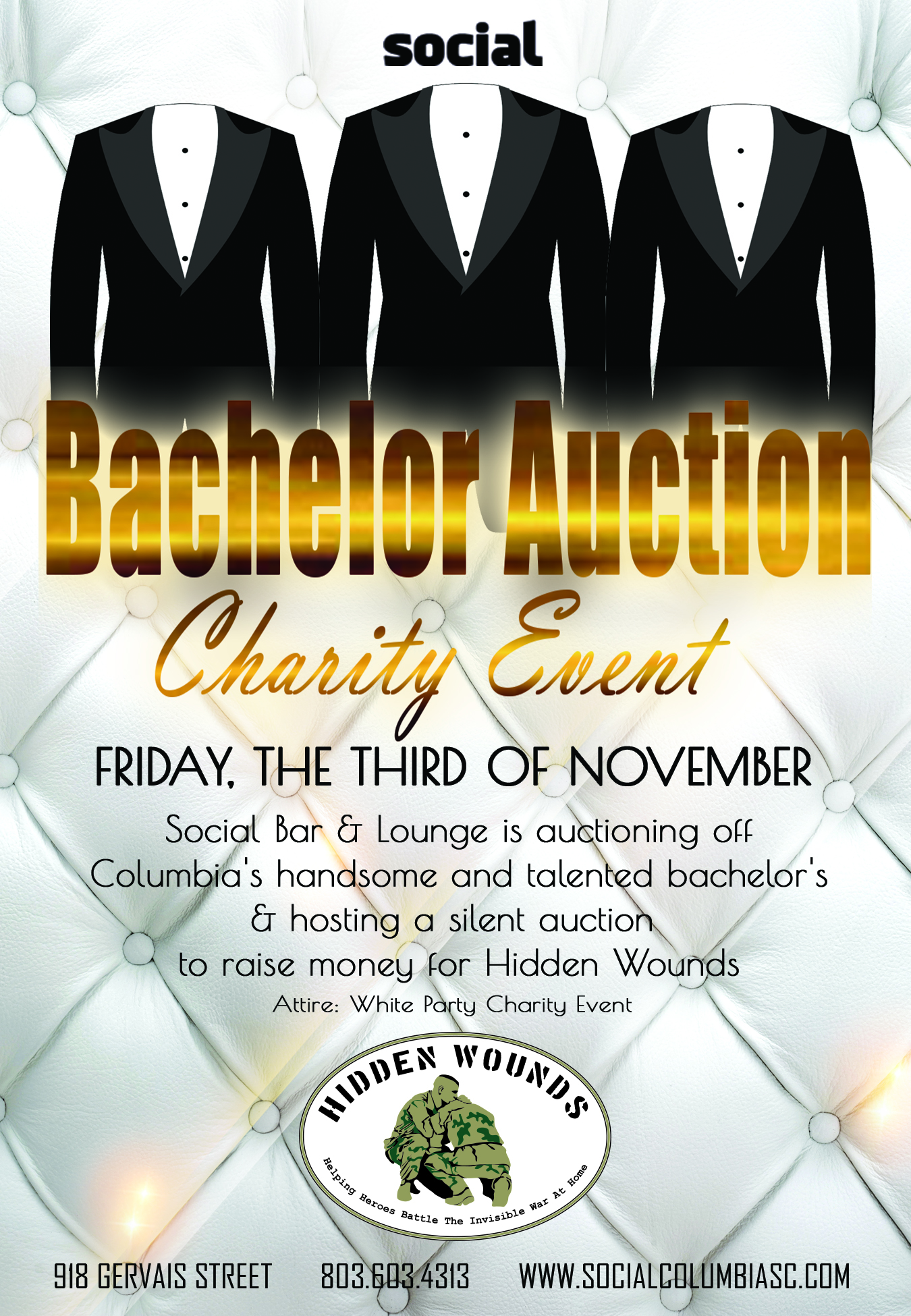 Bachelor Auction
